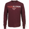 Virginia Tech Alumni Long Sleeved Tee