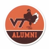 Virginia Tech Alumni Refrigerator Magnet