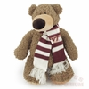 Virginia Tech Archie Bear with Scarf
