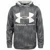 Virginia Tech Armour Fleece Chopped Blocks Hoodie