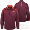 Virginia Tech ArmourFleece Quarter Zip