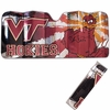 Virginia Tech Auto Sunshade