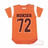 Virginia Tech Baby 1872 Jersey Bodysuit