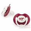 Virginia Tech Baby Pacifier 2 Pack