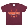 Virginia Tech Baseball Youth Tee