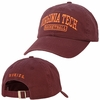 Virginia Tech Basketball Hat