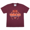 Virginia Tech Basketball Youth Tee