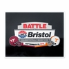 Virginia Tech Battle at Bristol 2016 Decal