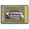 Virginia Tech Battle at Bristol 2016 Replica Field Rug