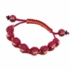 Virginia Tech Bead Bracelet