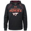Virginia Tech Black SMU Hoodie