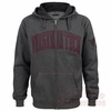 Virginia Tech Blackout Full Zip Hoodie