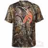 Virginia Tech Camo Catalyst Tee by Under Armour