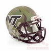 Virginia Tech Camo Helmet Replica