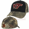 Virginia Tech Camo Two Tone Memory Fit Hat