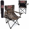 Virginia Tech Camouflage Deluxe Tailgating Chair