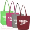 Virginia Tech Canvas Tote Bag