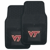 Virginia Tech Car Floor Mats