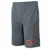 Virginia Tech Charcoal Athletic Shorts