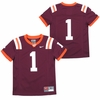 Virginia Tech Child Replica Game Jersey