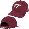 Virginia Tech Classic Structured Adjustable Hat by Adidas