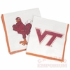 Virginia Tech Cocktail Napkins