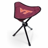 Virginia Tech Collapsible Camping Stool
