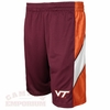 Virginia Tech Courtside Shorts by Colosseum