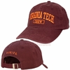 Virginia Tech Crew Hat