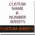 Virginia Tech Custom Football Jerseys