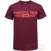 Virginia Tech Dad Shirt