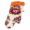 Virginia Tech Damask Oven Mitt