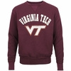 Virginia Tech Distressed Drive Crewneck