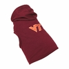 Virginia Tech Dog Hoodie