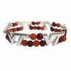Virginia Tech Double Stretch Bracelet