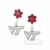 Virginia Tech Earrings