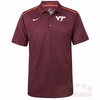 Virginia Tech Elite Coaches Performance Polo by Nike