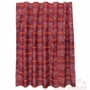 Virginia Tech Fabric Shower Curtain