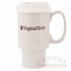 Virginia Tech Fargo Mug With Lid