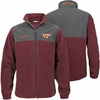 Virginia Tech Fast Tech Fleece Jacket by Columbia