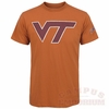Virginia Tech Fieldhouse Tee by 47Brand