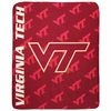 Virginia Tech Fleece Throw