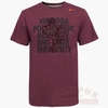Virginia Tech Flocked Mascot Tee from Nike