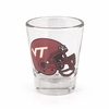 Virginia Tech Football Helmet Shot Glass