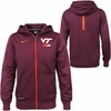 Virginia Tech Full-Zip Fleece Hoodie