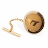 Virginia Tech Gold Tie Tack