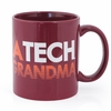 Virginia Tech Grandma Mug