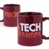 Virginia Tech Grandpa Mug