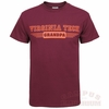 Virginia Tech Grandpa Shirt