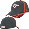 Virginia Tech Graphite 30Thirty Hat by New Era